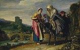 Ruth erklärt Naemi die Treue