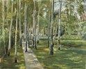Der Garten des Künstlers