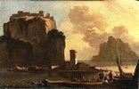 Südlicher Hafen. Mitte 17. Jahrhundert