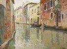 Ein venezianischer Kanal