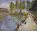 Im Schwimmbad (Chiswick Baths)