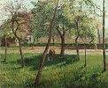 Garten in Eragny
