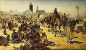 Arabischer Sklavenmarkt