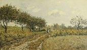 Feldweg auf dem Land (Le Chemin dans la Campagne)