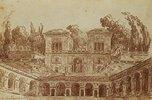 Die Villa Farnese, Rom