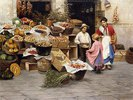 Der kleine Obstverkäufer (Il Giovane Fruttivendolo)