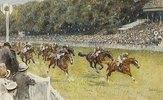 Pferderennen in Goodwood