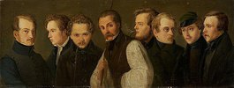 Bildnisse der Düsseldorfer Malerschule