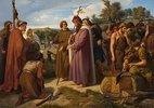 Aus dem Leben des hl. Bonifatius (Der hl. Bonifatius als Kirchenbauer)