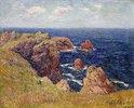 Die bretonische Küste