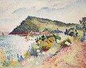 Le Cap Nègre, La Baie de Pramousquier