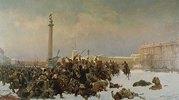 Der Petersburger Blutsonntag