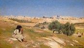 Jerusalem von Südosten aus
