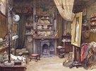 Das Atelier des Künstlers. 1885