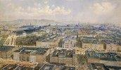 Panoramablick auf Wien