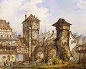 Ansicht von Nürnberg. 1856