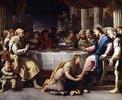Fußwaschung der Maria Magdalena