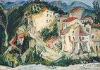 Landschaft bei Cagnes (Paysage de Cagnes)