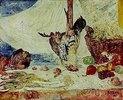 Stilleben mit Hahn (Le Coq mort)