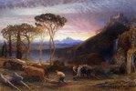 Illustration zum Gedicht 'Lycidas' von John Milton