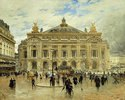 Grand Opera House, Paris. (Palais Garnier.)