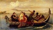 Flucht aus Pompeji
