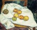Stillleben mit Äpfeln (Nature Mort au Pommes)