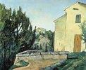 Verlassenes Haus in Tholonet