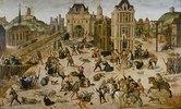 Bartholomäusnacht, 24. 8. 1572 (Tod des Admiral Gaspard II von Coligny)