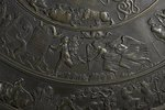 Schild des Herakles. 1832-42 (Detail, siehe auch Bildnummern 41489+90)