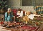 Der Teppichverkäufer