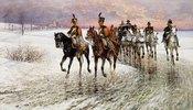 Napoleons Rückzug aus Mosk