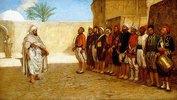 Die Neuordnung der Armee, Marokko