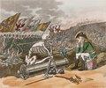 Death and Bonaparte. / Der Tod und Bonaparte. Aus einer Reihe von sechs britischen Karikaturen gegen Napoleon