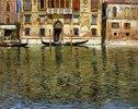 Der Canal Grande, Venedig