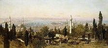 Ansicht von Konstantinopel