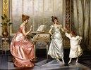 Der Tanzunterricht