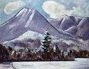 Mount Katahdin, Winter No