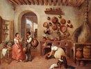 In der Küche der Haciend