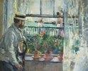 Eugene Manet auf der Insel Wight
