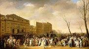 Karneval auf dem Boulevard du Crime