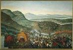 Die Entsatzschlacht. Einfall der Türken in Wien