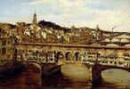Die Ponte Vecchio, Florenz