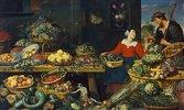 Obst- und Gemüseladen