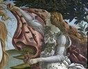 Geburt der Venus. Detail: Flora