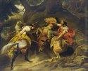Karl der Große und Hildegard