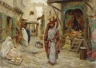 Ein arabischer Markt