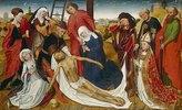 Kreuzabnahme. Um 1460-64?