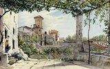 Villa Malta in Rom