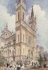 Altlerchfelder Kirche in Wien